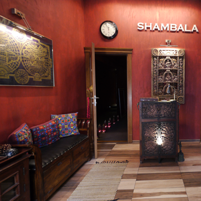 TANTRIC MASSAGE LOUNGE SALON SHAMBALA