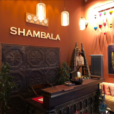 Shambala massage salon Warsaw lingam